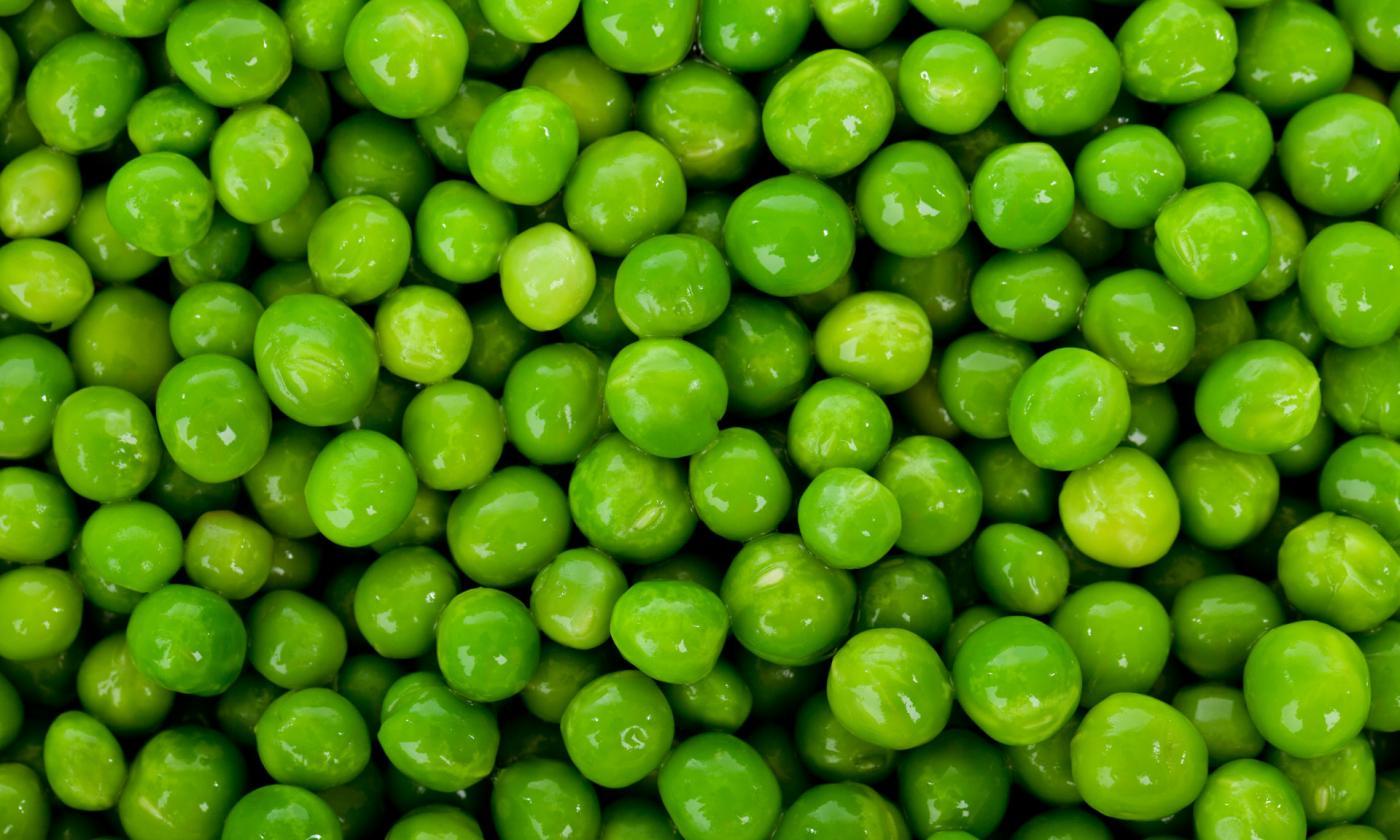 Горошок зелений